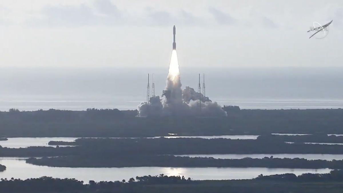Liftoff! NASA's Perseverance rover is headed to Mars