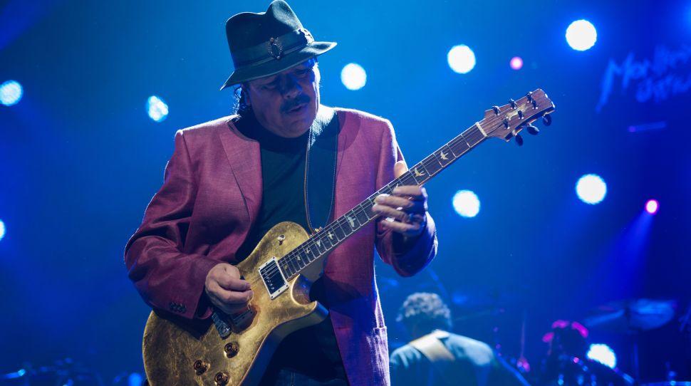 Santana Announce New EP