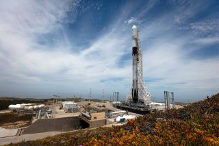 A Used SpaceX Rocket Launching 3 Satellites Today! Watch It Live