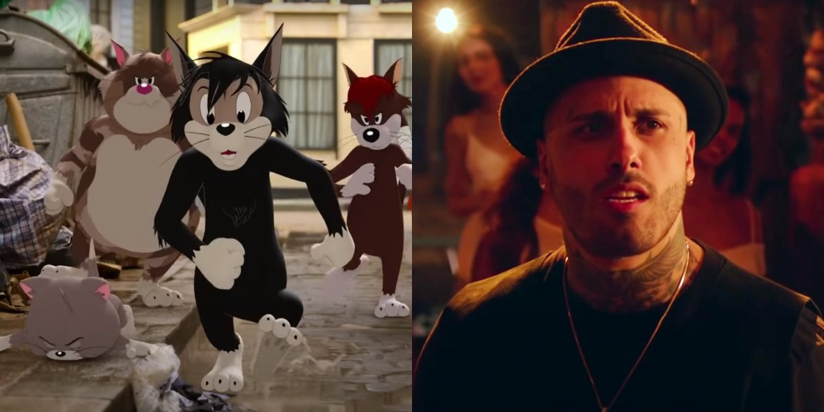 Butch in Tom and Jerry; Nicky Jam in XXX: Return of Xander Cage