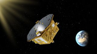 LISA Pathfinder in Space