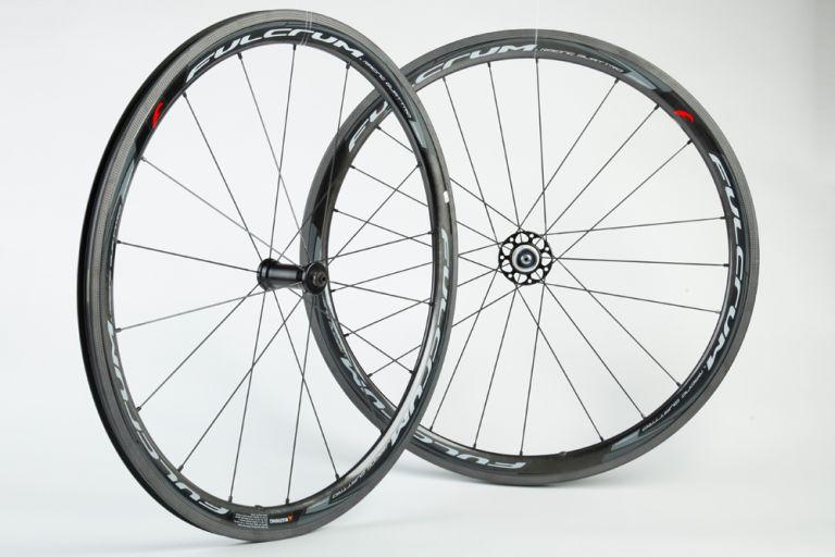 fulcrum racing quattro carbon wheels