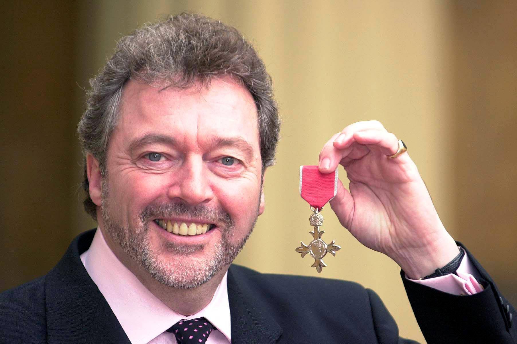 ITN report on Jeremy Beadle's death (VIDEO)