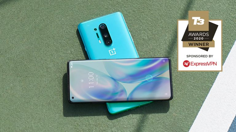 T3 Awards 2020 Best Phone OnePlus 8 Pro