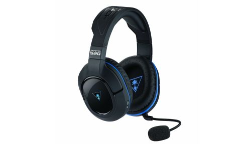 Turtle Beach Ear Force Stealth 520 Review: Behind the Times