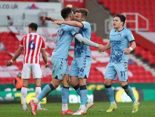 Stoke City v Coventry City – Sky Bet Championship – bet365 Stadium