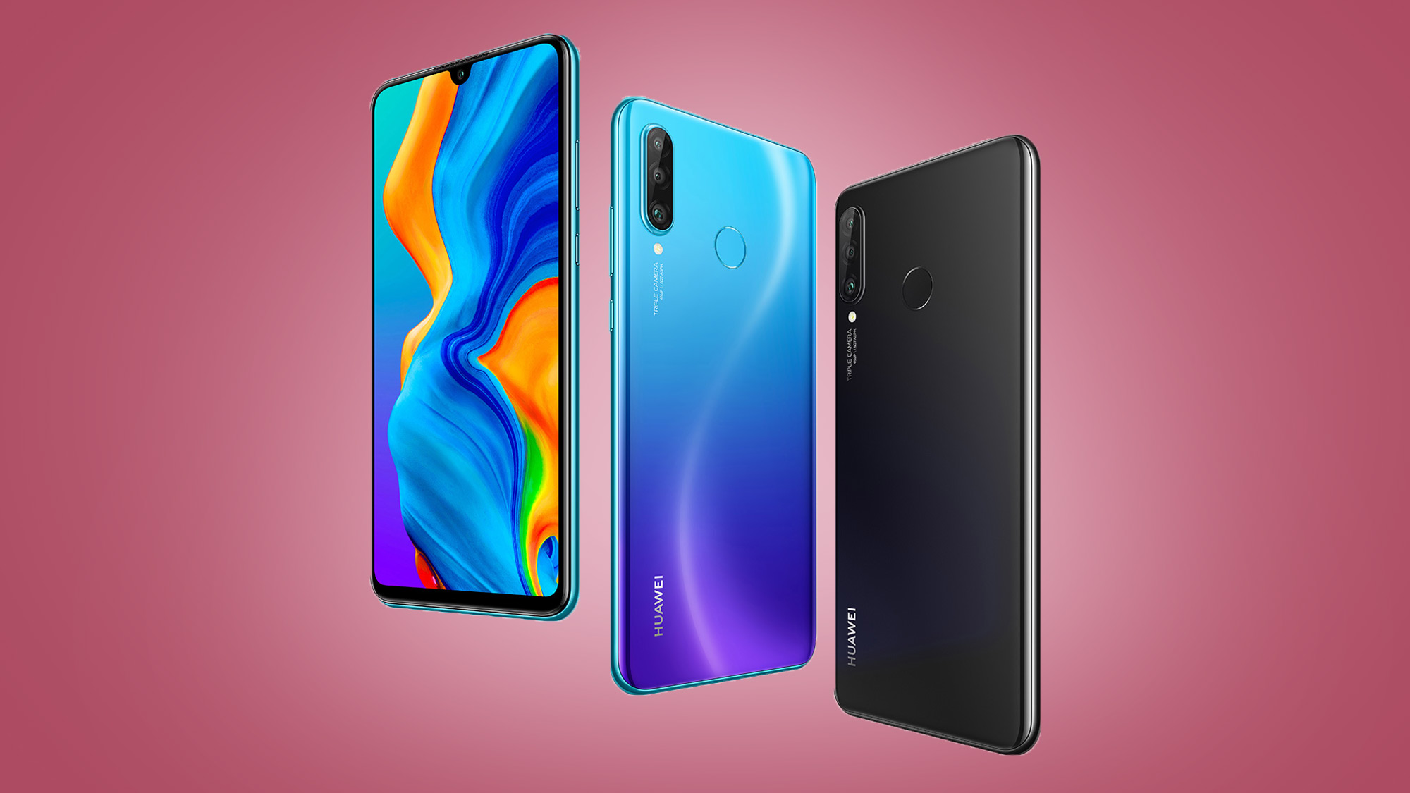 Score a sub-£200 Huawei phone deal with this SIM-free P30