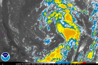hurricane season 2012, tropical lull, tropical storm Oscar, Atlantic