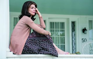 This sequel to the 2011 series (shown on History and BBC2) follows the transformation of Jackie Kennedy (Katie Holmes) into Jackie O.