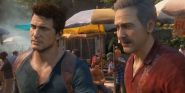 New Uncharted Image Unites Tom Holland And Mark Wahlberg