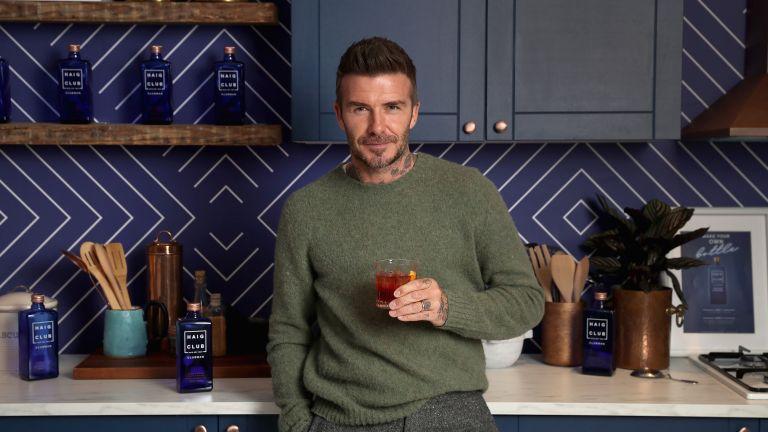 Celebrity cologne and aftershaves: David Beckham
