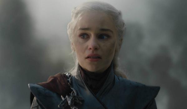 Game of Thrones Daenerys Stormborn Targaryen Emilia Clarke HBO