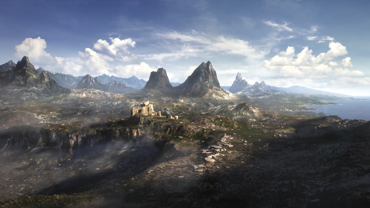 A sci-fi author is disputing a possible Elder Scrolls trademark