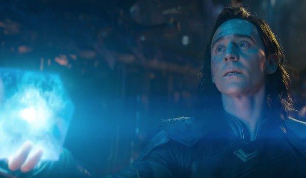 Loki Tesseract Infinity War