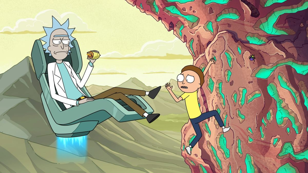 How To Watch Rick And Morty Stream Every Season Online From Anywhere Techradar
