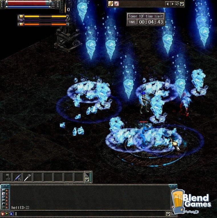 DarkEden New Dungeons And Screenshots #4652
