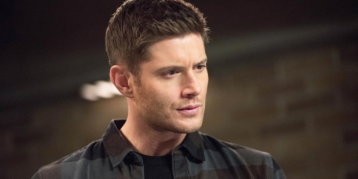 Watch Supernatural's Jensen Ackles Fail At Opening A Beer In Season 15 Behind-The-Scenes Look