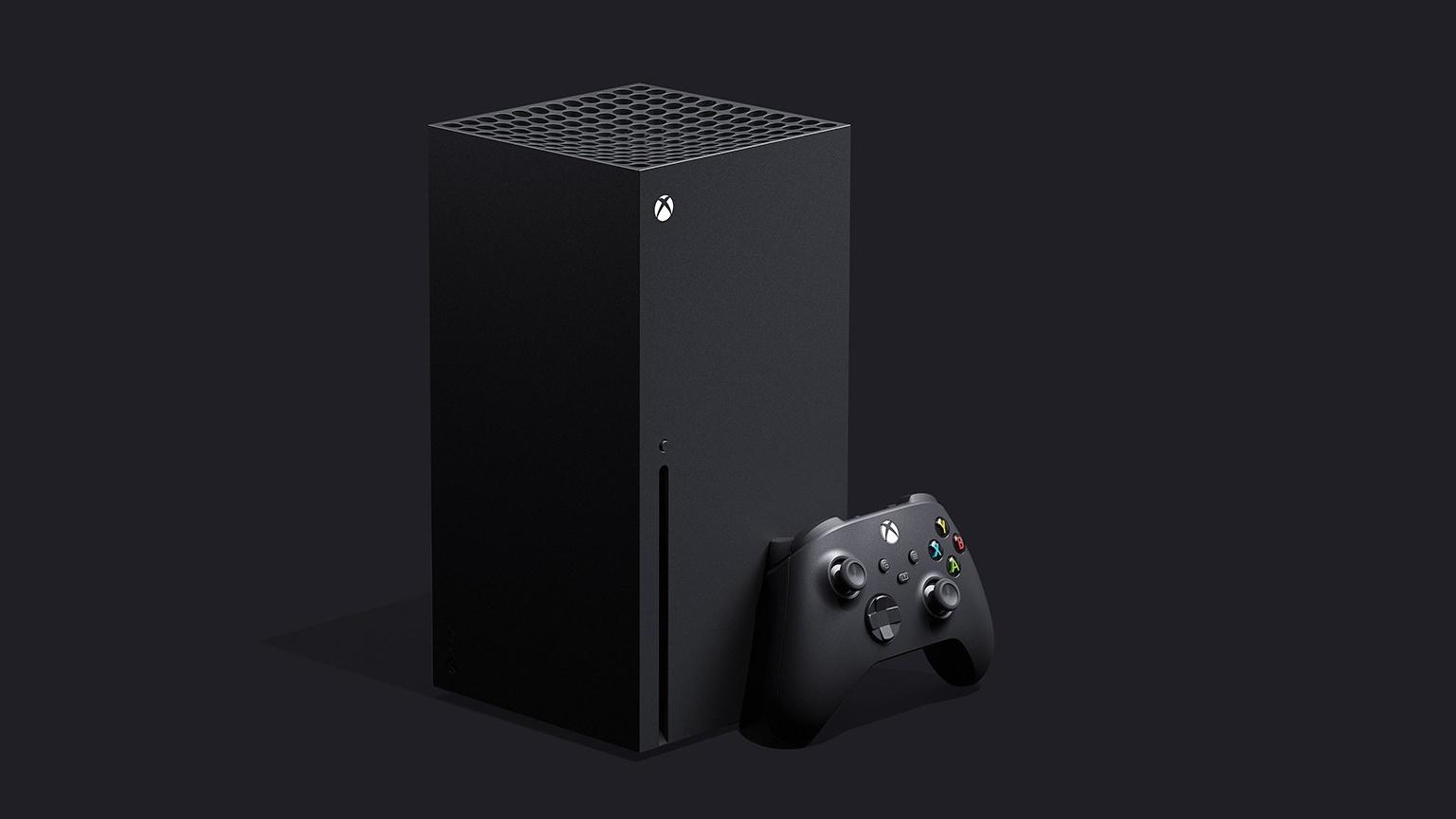 The fat Xbox Series X.