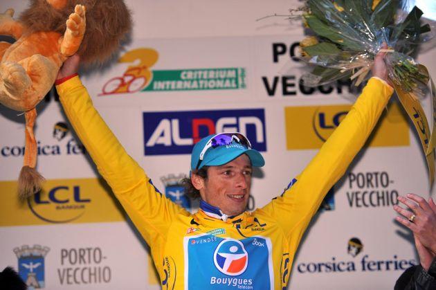 Pierrick Fedrigo wins stage two criterium international
