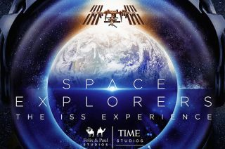 """""""Space Explorers: The ISS Experience"""" offers the public the chance to experience life on board the International Space Station as never possible or available before."""