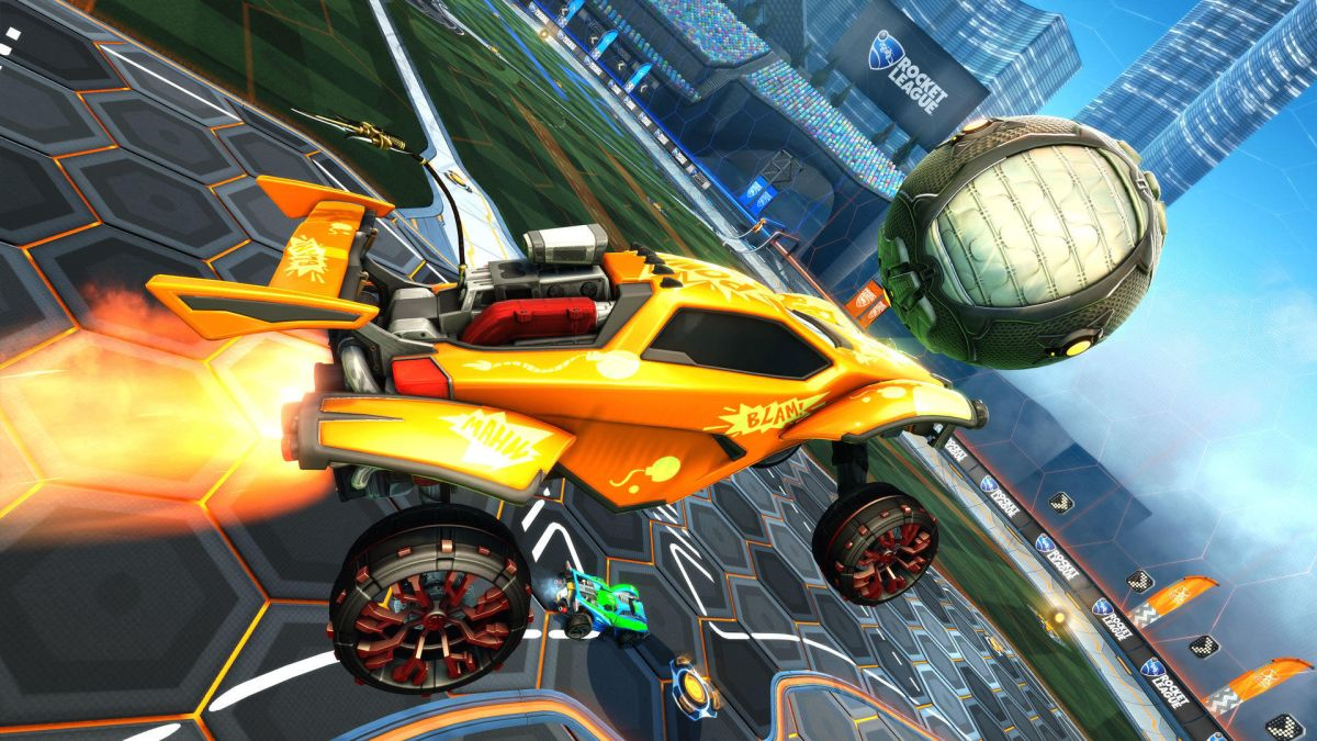 Rocket League's new Blueprints get a price reduction