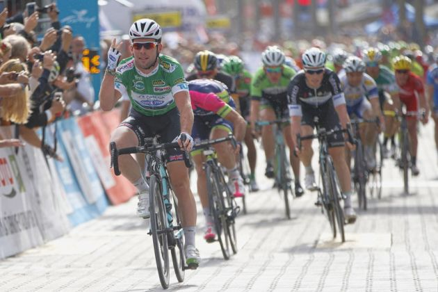 Mark Cavendish wins Stage 4 of the 2014 Tour of Turkey