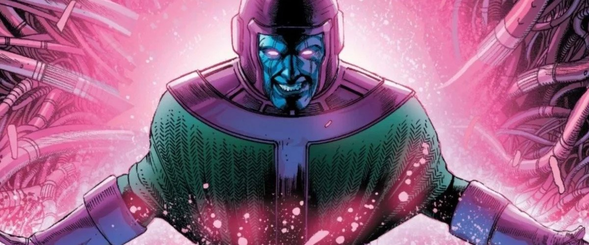 Kang the Conqueror in Marvel Comics