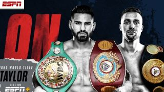 Josh Taylor vs Jose Ramirez live stream: how to watch the PPV boxing from anywhere, full fight