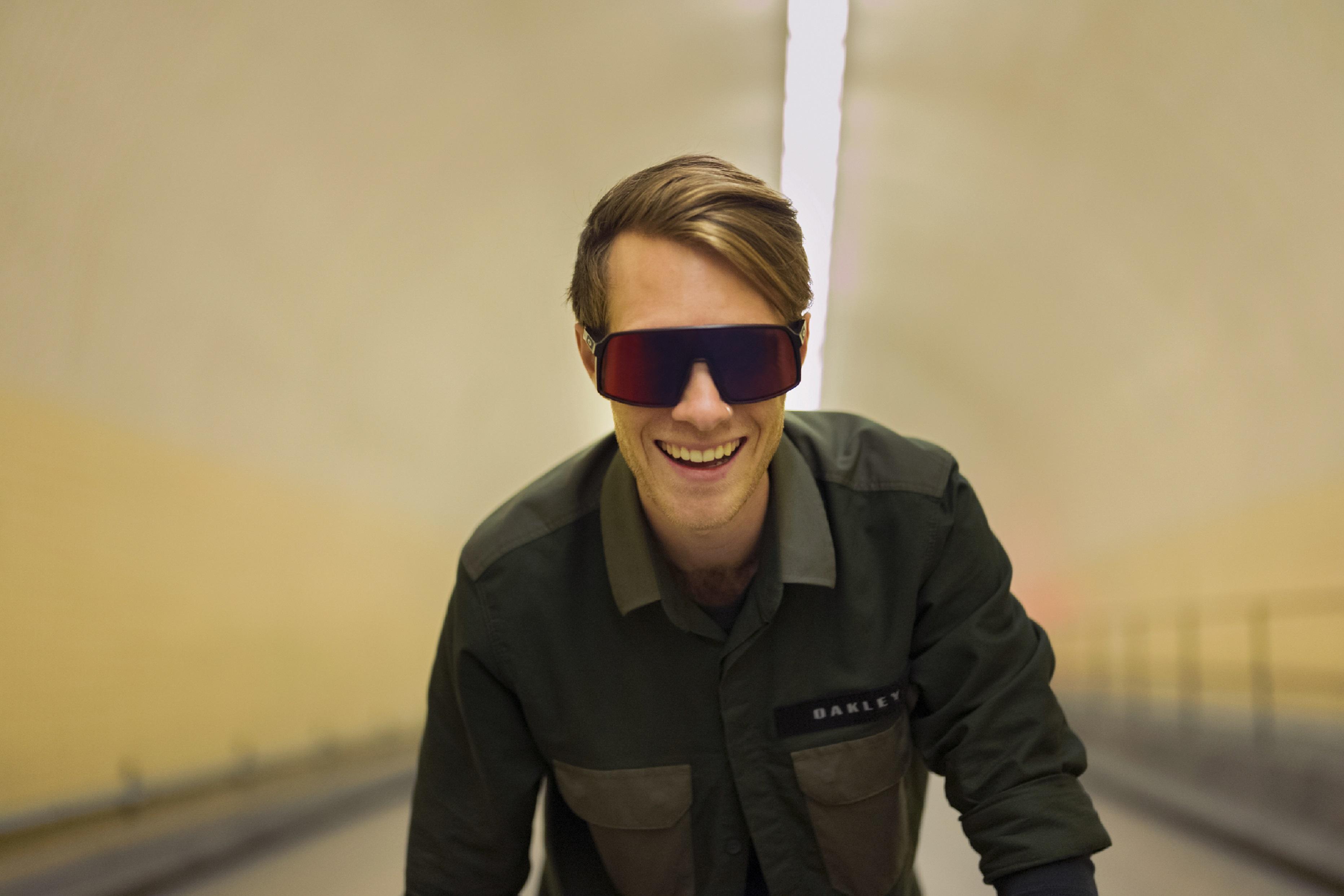Oakley Launches Sutro Visor Style Sunglasses For Urban