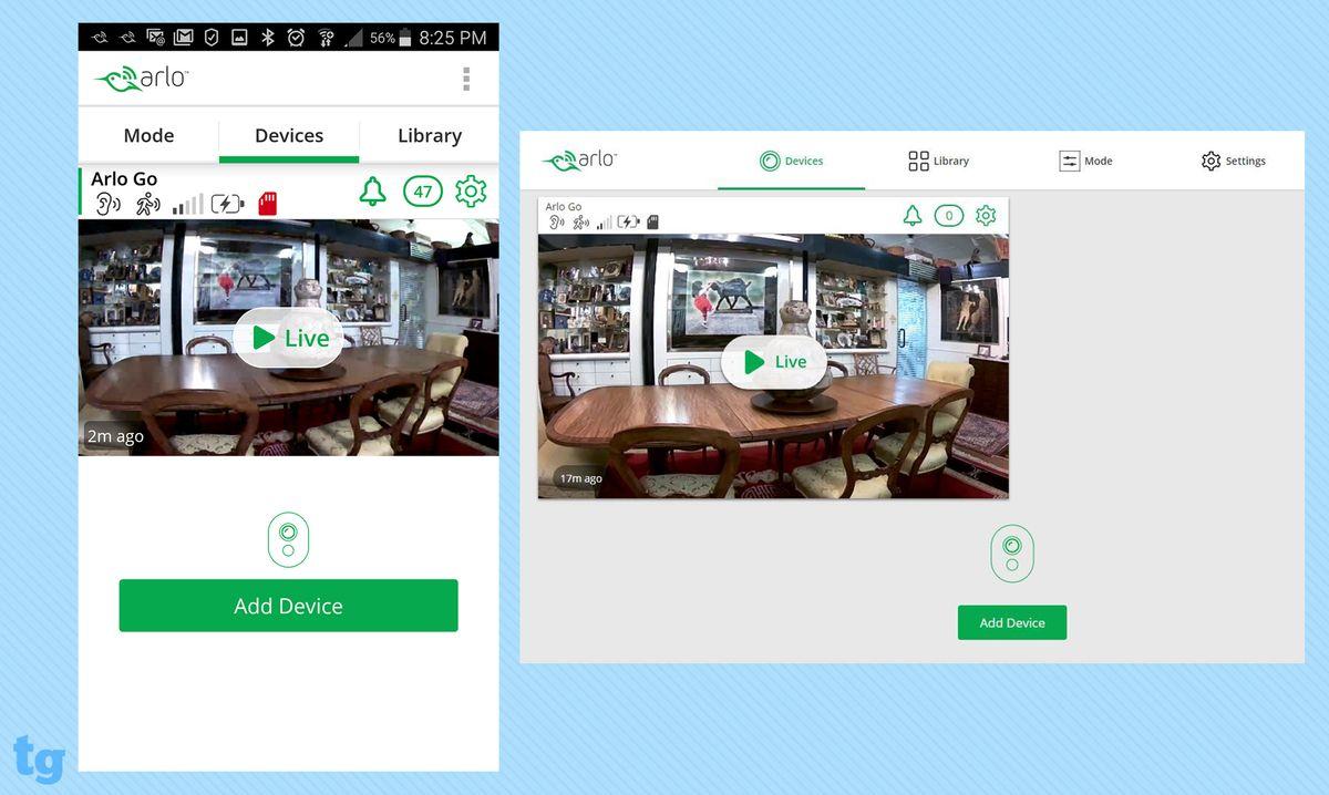 Netgear Arlo Go Review: Roaming Free with 4G | Tom's Guide
