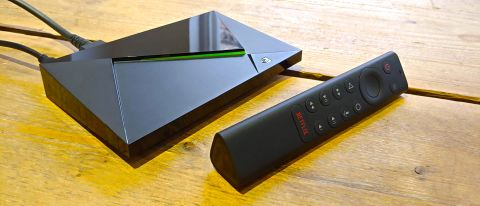 What storage option is best for gaming nvidia shield tv