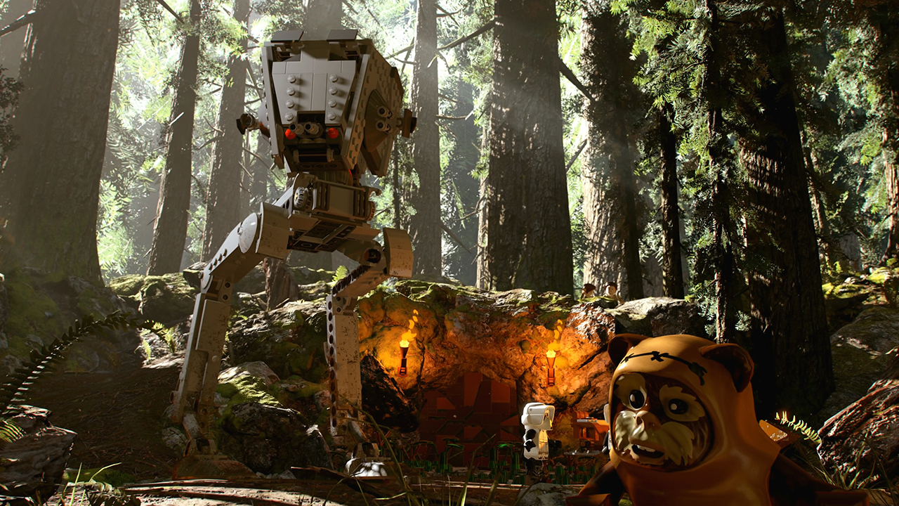 Lego Star Wars The Skywalker Saga Is On Track To Be The Best Star Wars Game Ever Yes Really Gamesradar