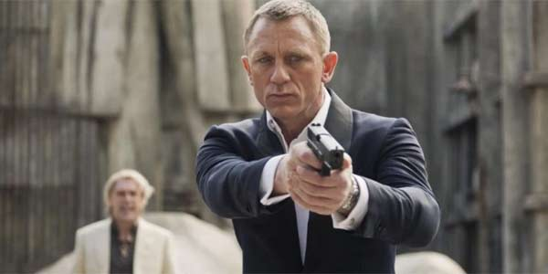 James Bond in Bond 25 out in 2020.