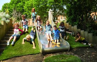 The children learn the rules of the playground as The Secret Life of 5 Year Olds concludes