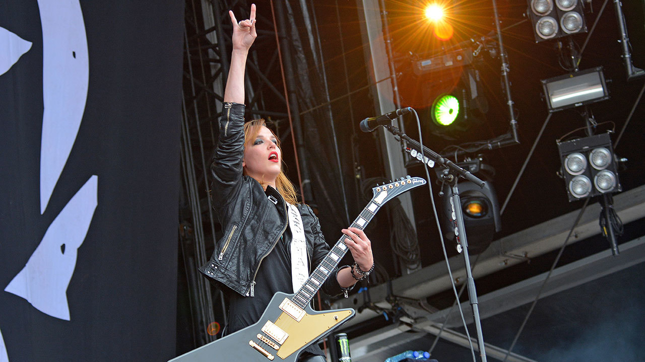 Fight the system: How Lzzy Hale is empowering metal's next