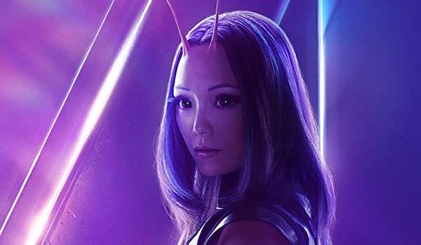Mantis in Avengers: Infinity War