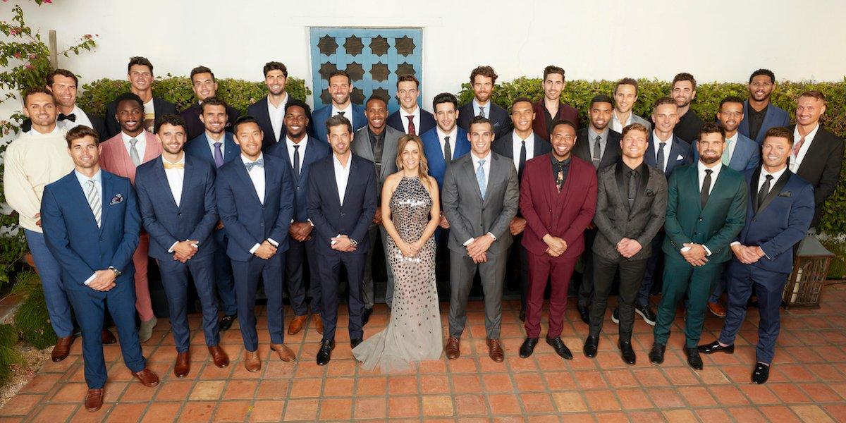 clare crawley suitors all men the bachelorette season 16 2020 abc