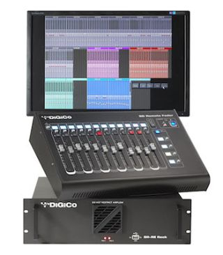 DiGiCo Delivers SD10 Re-Assurance