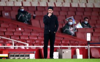 Arsenal v Manchester City – Carabao Cup – Quarter Final – Emirates Stadium
