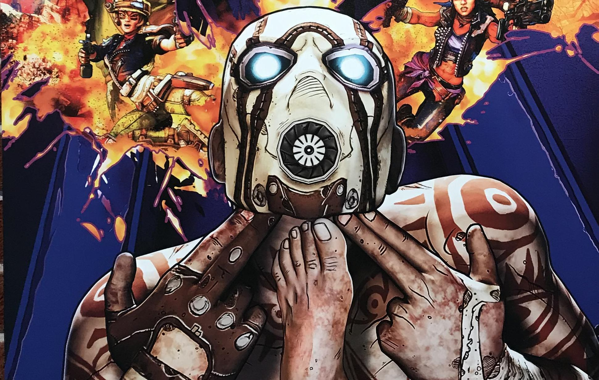 Borderlands 3 Almost Had A Foot On The Cover Pc Gamer