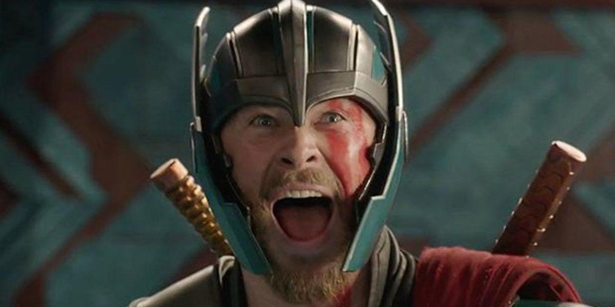 Chris Hemsworth - Thor: Rangarok