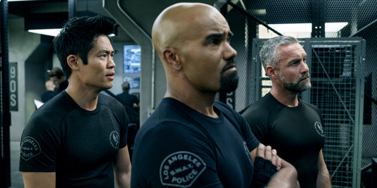 Shemar Moore + additional cast in S.W.A.T. 2020, only on CBS