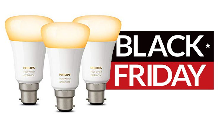 Philips Hue Amazon Black Friday deal smart bulbs
