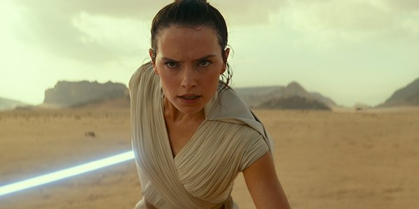 Daisy Ridley Calls The Rise Of Skywalker's Ending 'Epic'