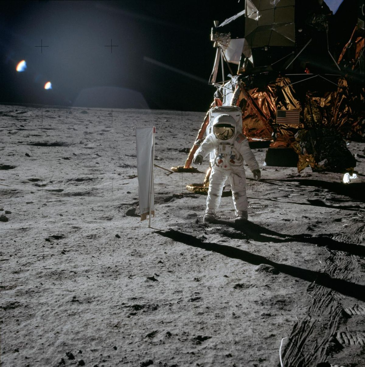 '8 Days: To the Moon and Back' Shows Apollo 11 Milestones
