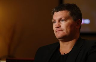 Ricky Hatton gearing up for Strictly?