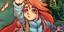 Celeste Is Free In January With Games With Gold