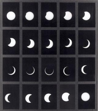 partial solar eclipse, victor rogus