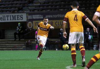 Motherwell v Glentoran – UEFA Europa League – First Qualifying Round – Fir Park