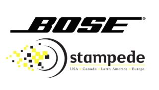 Bose Professional Appoints Stampede as Distributor